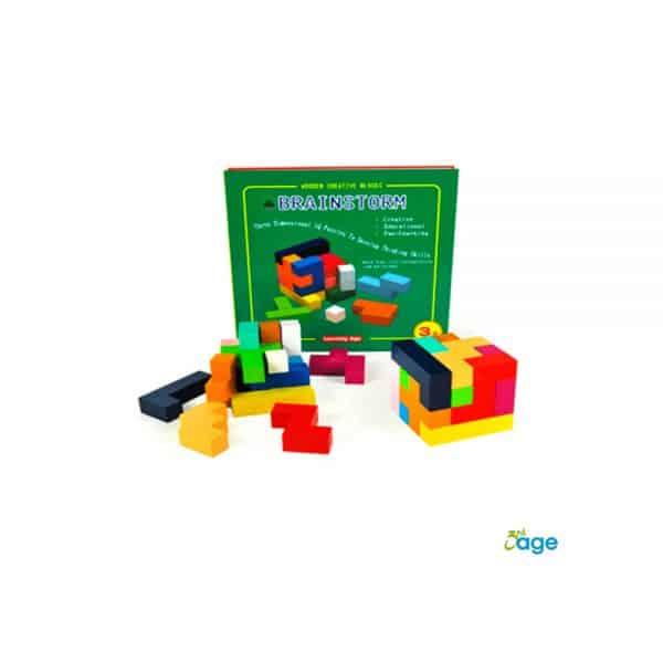 משחקי חשיבה למבוגרים - פאזל צורות