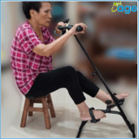 אופניים לרגליים ולידיים