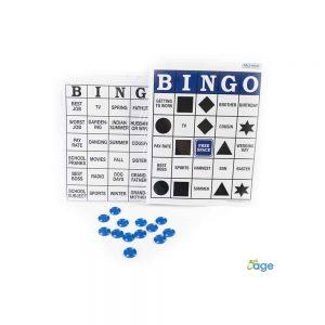 בינגו ומשחק זכרון
