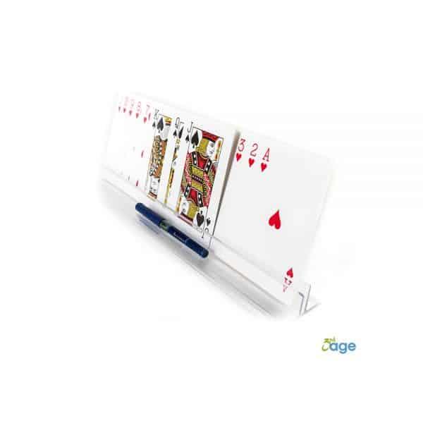 מחזיק קלפי משחק