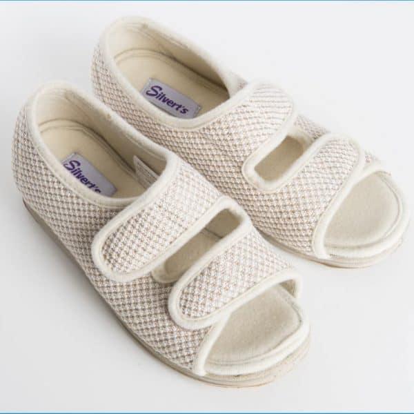 נעליים לרגליים נפוחות